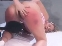 Merciless Spanking Mistress